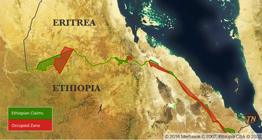 Ethiopia Decides to Fully Implement Border Ruling with Eritrea 16 Years Later
