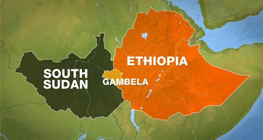 Gunmen from S. Sudan Killed 140 Ethiopian Civilians – Government