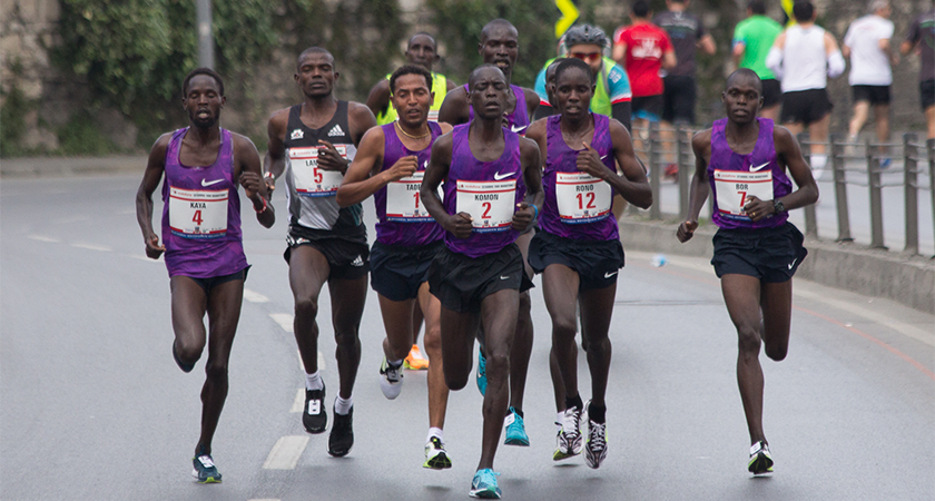 Zersenay Tadese Takes 2nd Place at Vodafone Istanbul Half Marathon