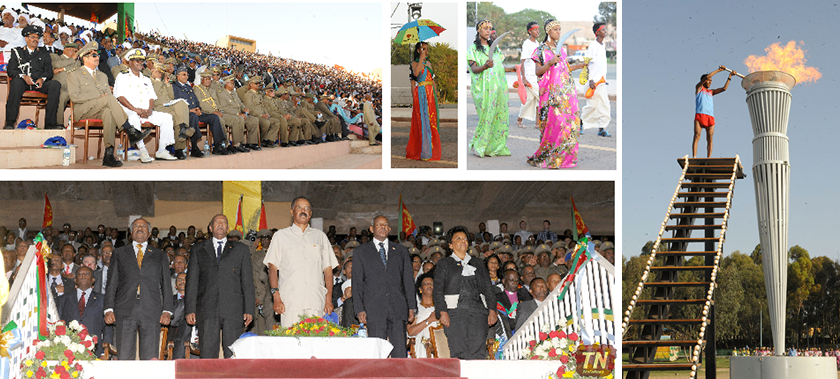 25th independence day eritrea