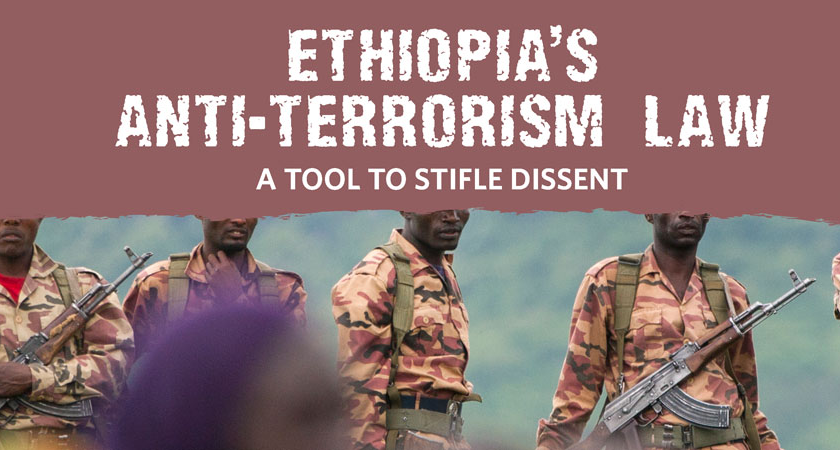 "Ethiopia: TPLF Use of ""Anti-Terrorism Law"" to Terrorize Citizens"