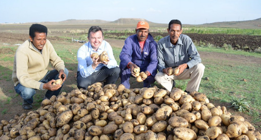 MEP Hayes Concludes Visiting Cutting Edge Irish Partnerships Projects in Eritrea