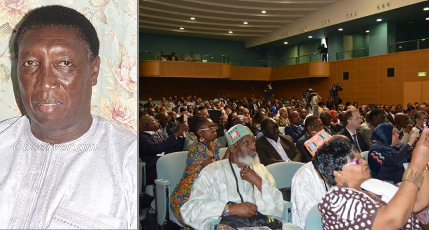 Gambia labour congress