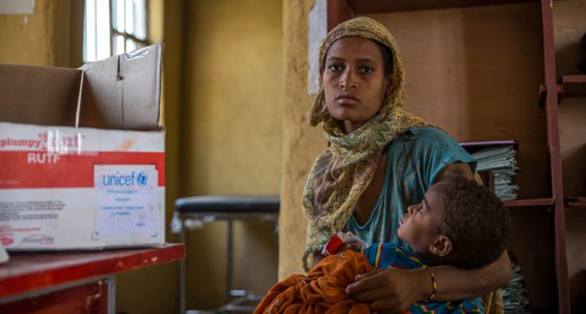 400,000+ Pregnant Women and Breastfeeding Mothers at Risk in Ethiopia: CARE