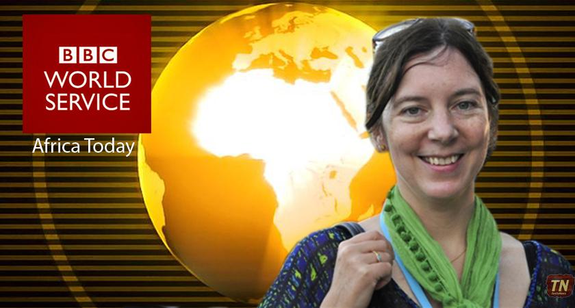 Presentation by Mary Harper, BBC Africa Editor