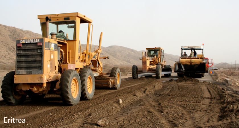 Eritrea Road Expansion: For Modernization and Integration