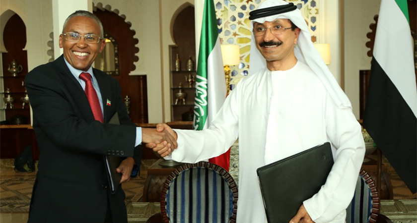 Dubai Leases Berbera Port for 30 years; Opening 2nd Door for Landlocked Ethiopia
