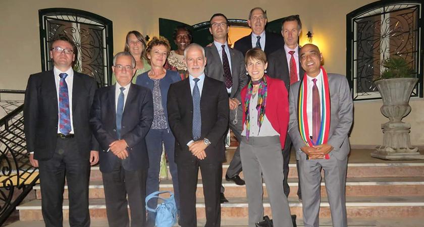Why Was the U.S. Deputy Assistant Secretary in Asmara?