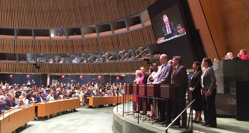 Ethiopia Wins Non-Permanent Security Council Seat
