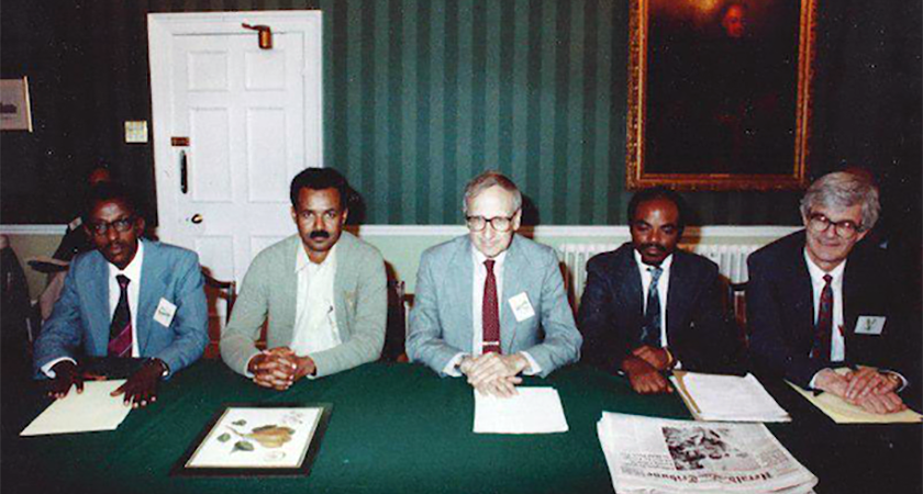 U.S. Should take Advantage of Eritrea's Strategic Location: Amb. Herman Cohen