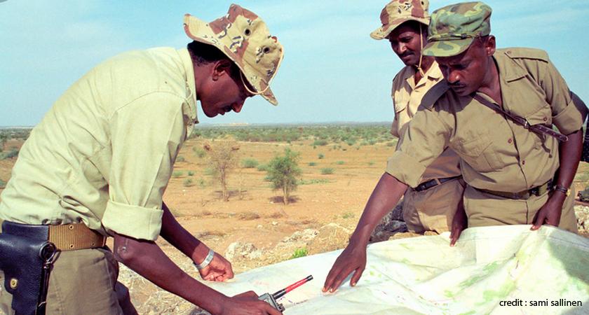 Eritrea Accuses Ethiopia of Border Attack