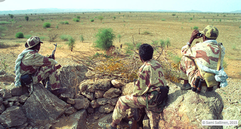 The Wall that Ethiopia Had Carefully Erected Against Eritrea Has Crumbled