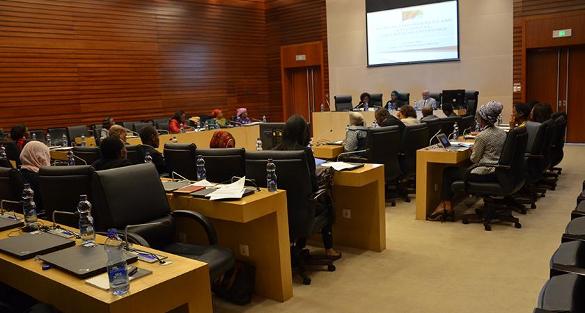 Women's Empowerment and Development: the Eritrean Experience