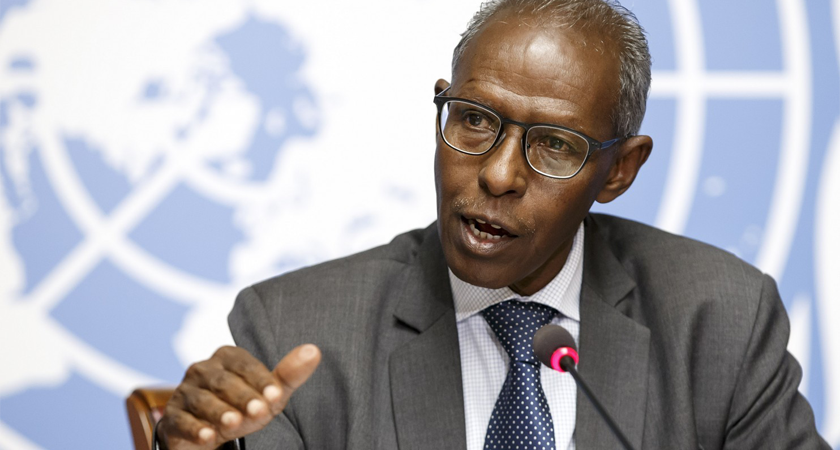 US, Ethiopia Behind COI Report on Eritrea: Yemane Gebreab