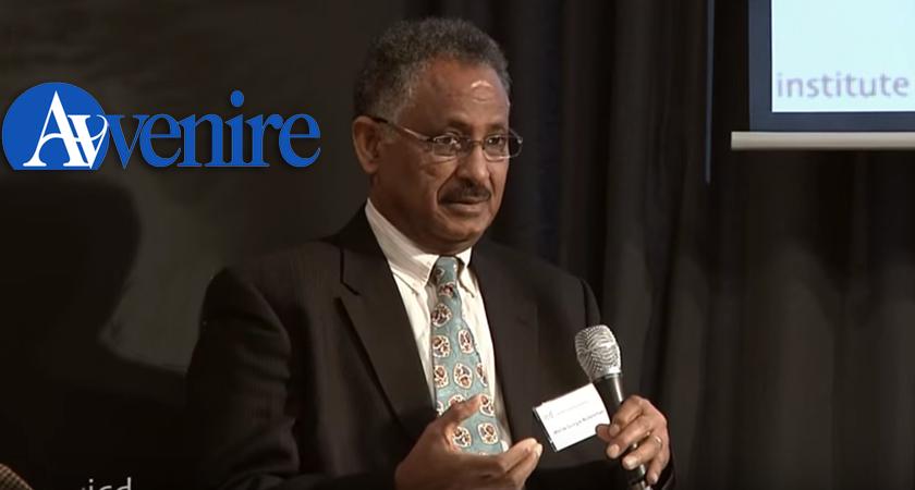 Andebrhan Woldegiorgis Betrays Eritrea Once More