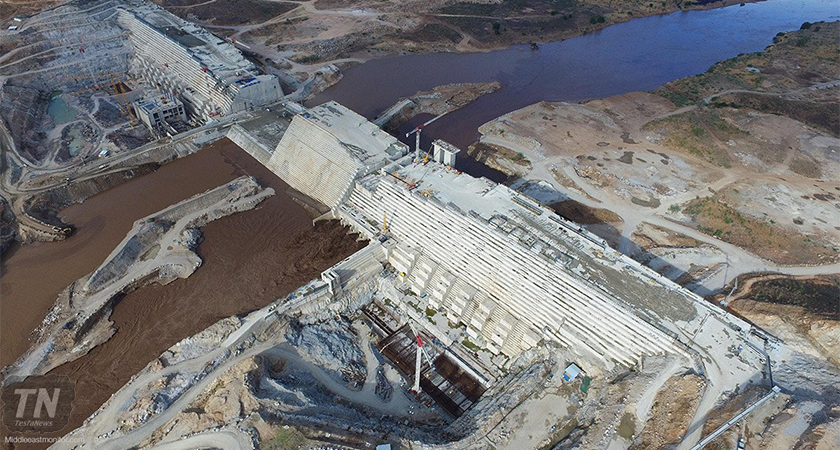 Ethiopia's Renaissance Dam Will Make Egypt's Nile Delta Sink Under the Med, Study Says
