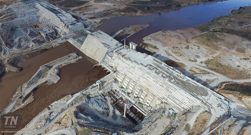 Ethiopia ousted military linked company METEC from dam project