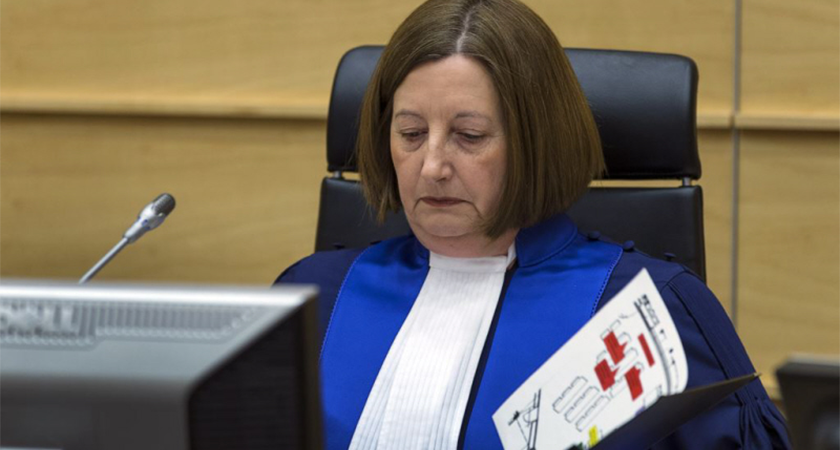 ICC President in Corruption Scandal Over Bashir