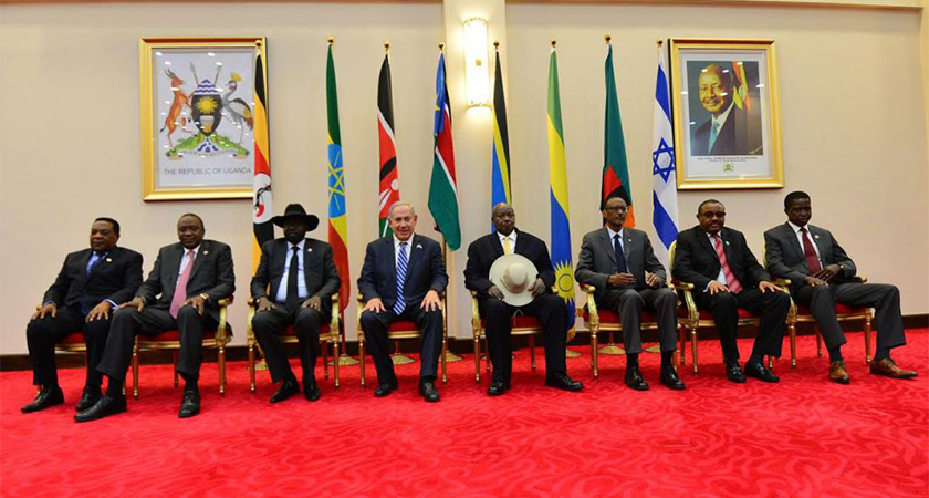 Netanyahu's Visit to East Africa: Commentary