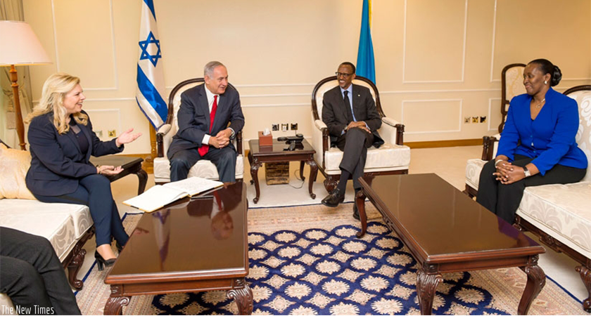 "Netanyahu: Africans Deported from Israel ""Not Asylum Seekers"""