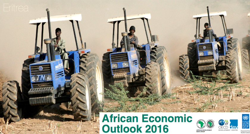 Eritrea Economic Outlook 2016