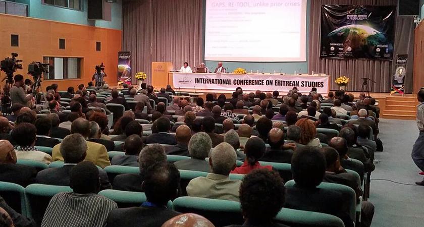 International Conference on Eritrean Studies Underway in Asmara