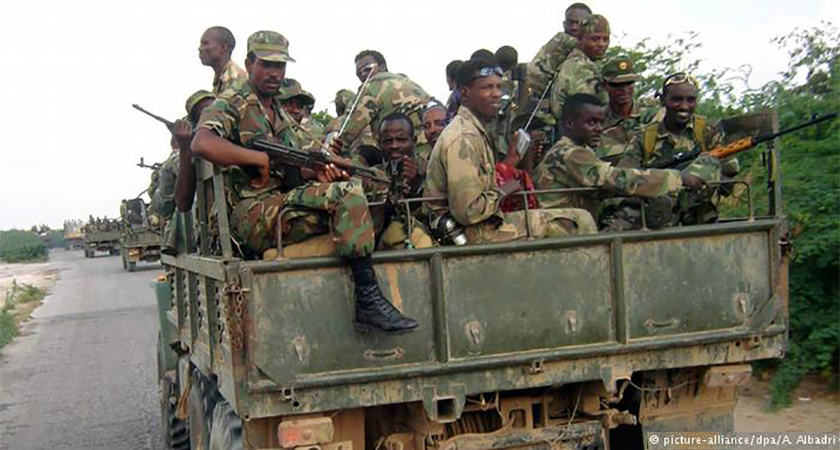 Ethiopia Massing Troops, Heavy Weapons at Eritrea Border