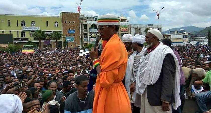 Gondar Protests Heralds End of TPLF Era