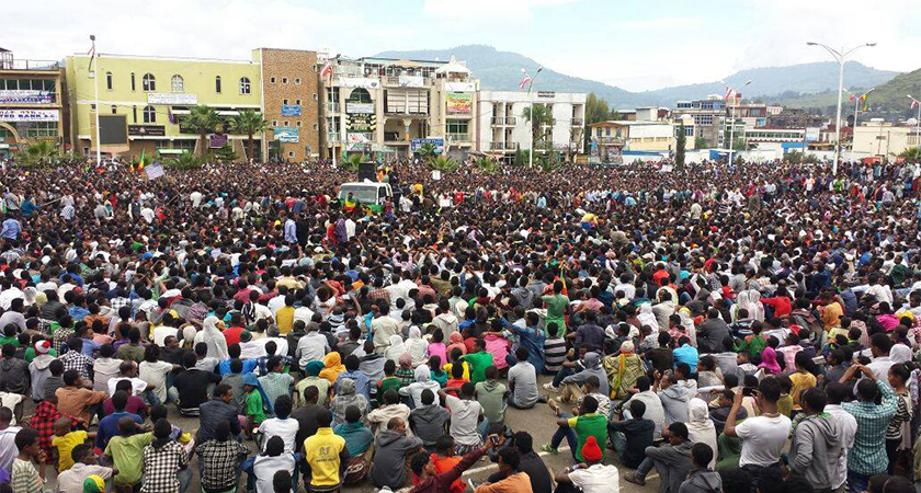 What's Behind the Massive Protest in Gondar?