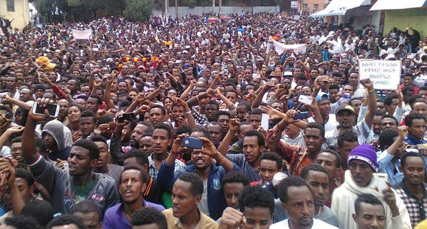 The resignation of prime minister Hailemariam Desalegn leaves Ethiopia teetering on the edge of disaster