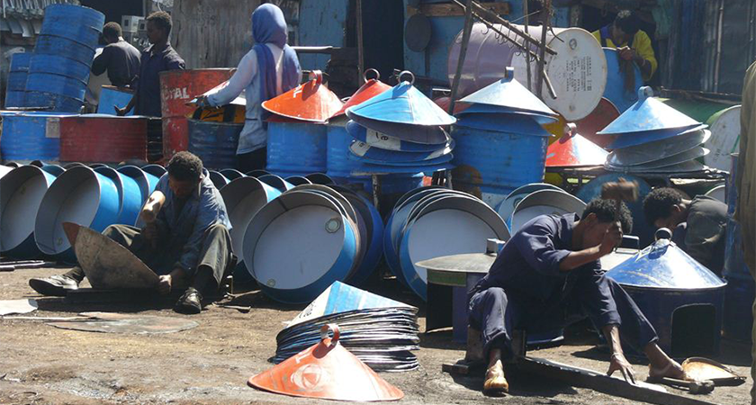Has Eritrea's Self-Reliant Economy Run Out of Puff?