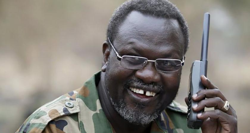 Riek Machar: I'm Still the First VP of South Sudan