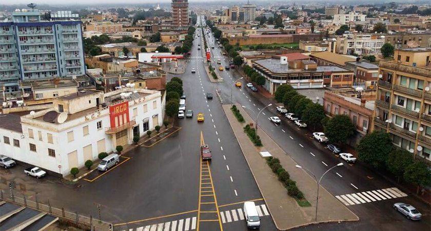 Asmara-downtown