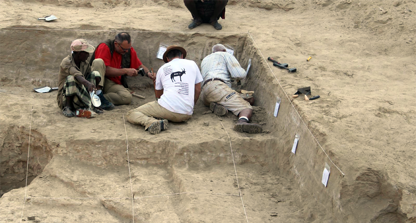 One Million Years Old Human Fossil Unearthed