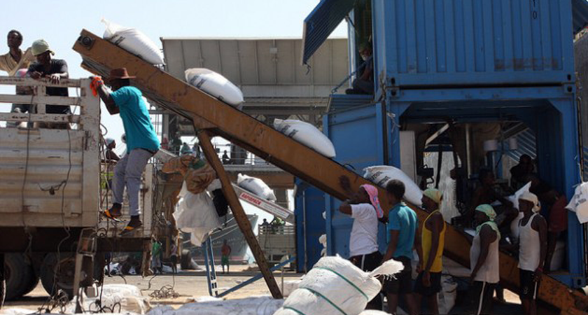 Ethiopian Food Aid Jammed Up in Djibouti Port