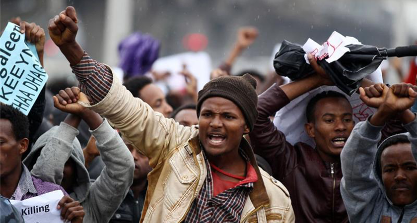 Quick Thoughts on the Ongoing Ethiopian Uprising