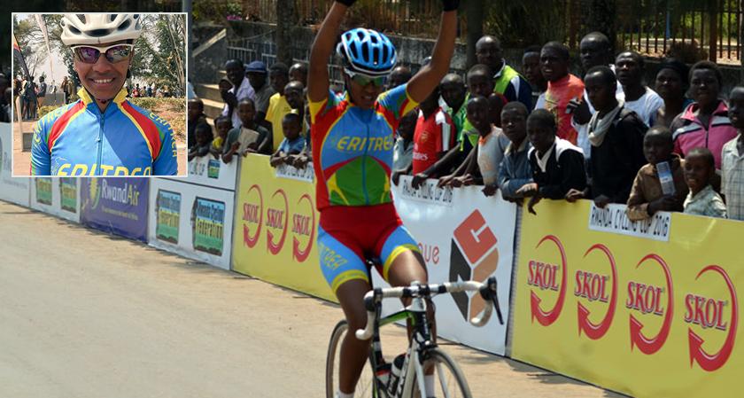 Yohana Dawit to Race as First Eritrean Female Professional Cyclist