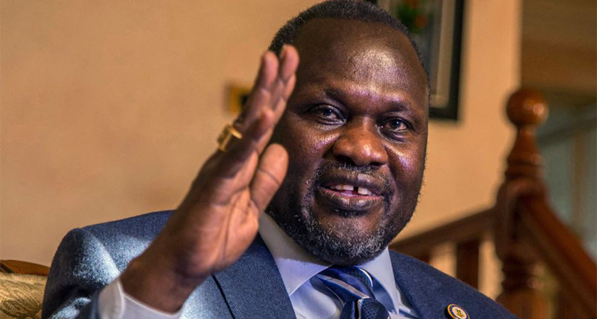 Riek Machar Denied Entry at Sudan Ethiopia Airports, Returns to South Africa