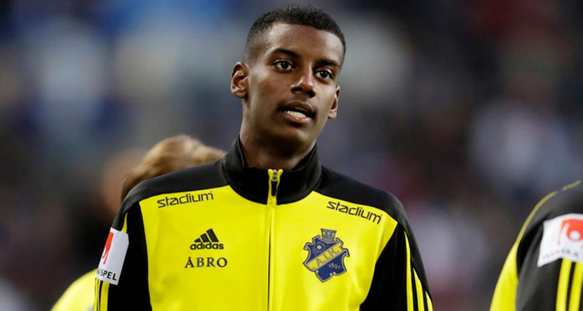 Liverpool Enter the Race to Sign AlexanderIsak