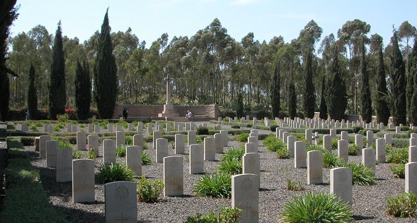 CWGC Contacting Descendants of WWII Soldiers Killed in the Battle of Keren