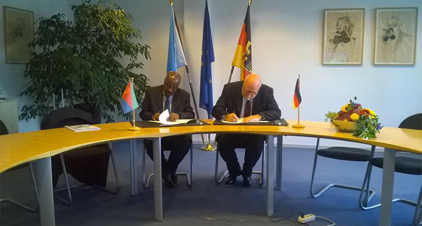 EU and Eritrea Signed €18.7m Drip Irrigation Systems Supply and Installation Deal