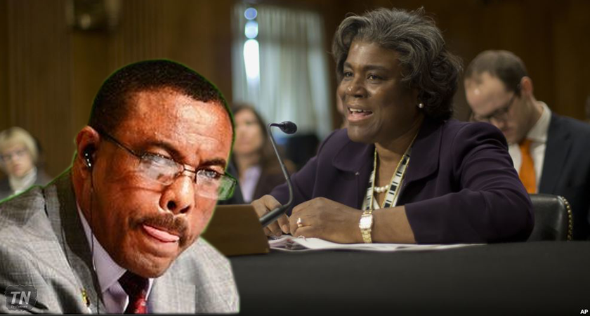 US Statement Exposes PM Hailemariam's Lies to the Ethiopian people