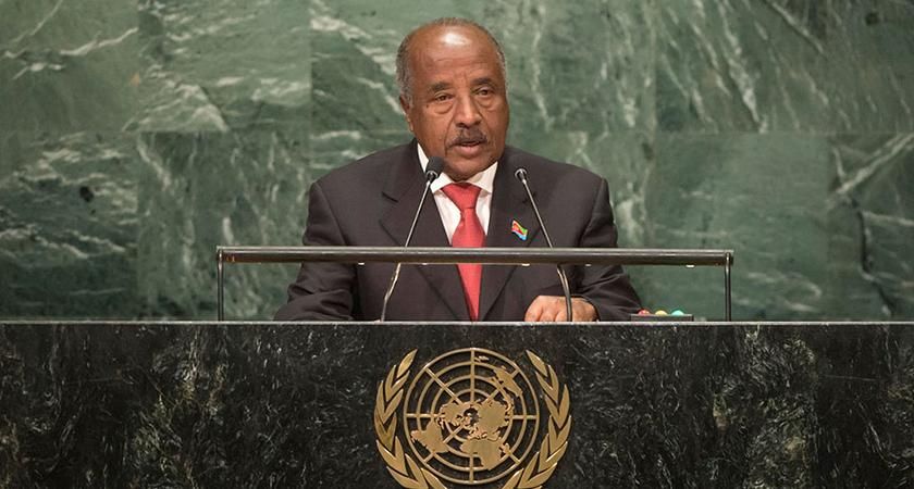 Foreign Minister Osman Saleh Addresses the 72nd UN General Assembly – Full Speech