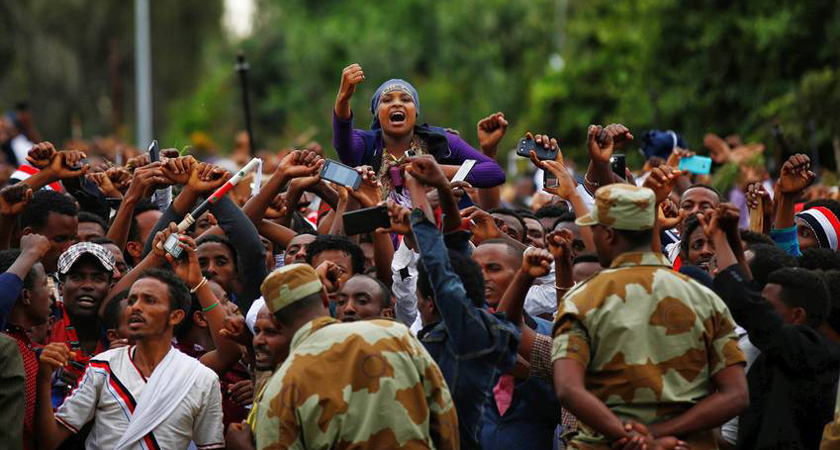 Ethiopia Mourns – But Mourns What, Exactly?
