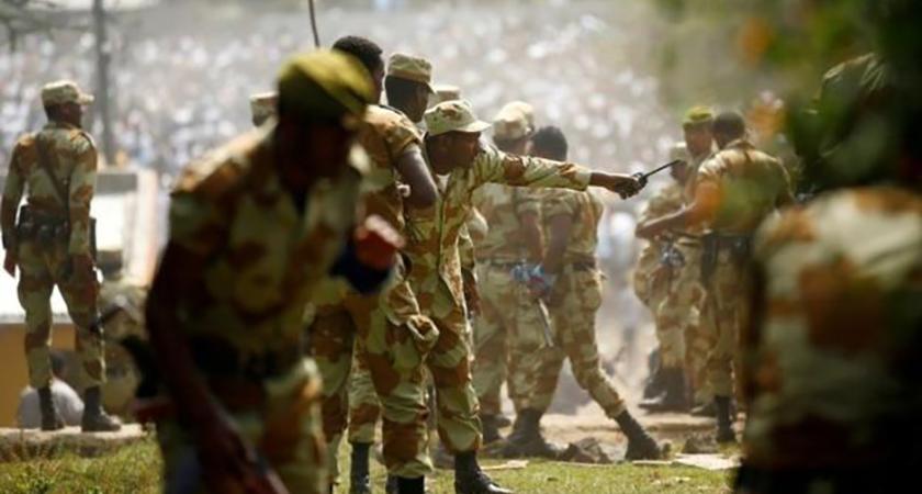 Ethiopia fragile state