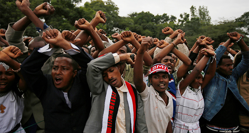 Right Group Sees Ethiopia Unrest Worsening on Emergency Measures