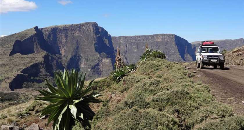 Ethiopian Unrest Triggers Collapse in Tourism