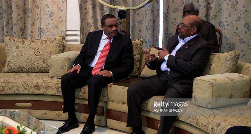 Sudan and Ethiopia Sign Security Cooperation Agreement