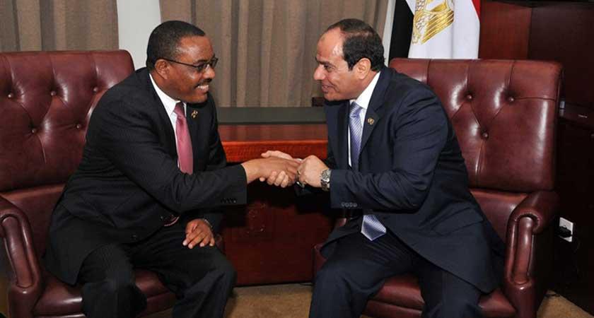 PM Desalegn: Egypt Supports Terrorism in Ethiopia