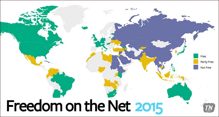 Internet Freedom in Ethiopia the Fourth Worst in the World